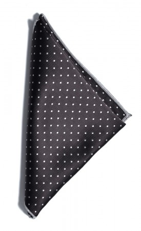 Handkerchief Black/White