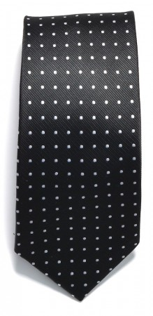 Tie dotted Black/White