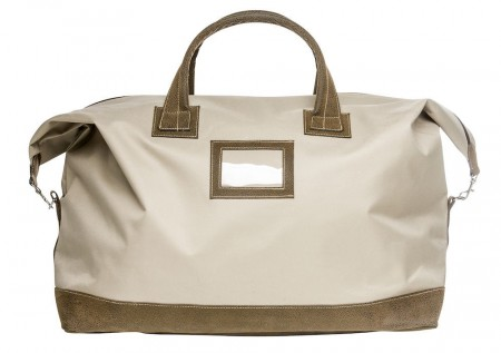WEEKEND BAG, BEIGE